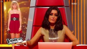 Jenifer Bartoli dans The Voice 1x02 - 03/03/12 - 09