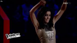 Jenifer Bartoli dans The Voice 1x04 - 17/03/12 - 02