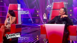 Jenifer Bartoli dans The Voice 1x04 - 17/03/12 - 04