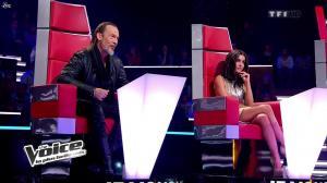 Jenifer Bartoli dans The Voice 1x04 - 17/03/12 - 06