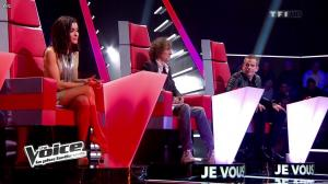 Jenifer Bartoli dans The Voice 1x04 - 17/03/12 - 09