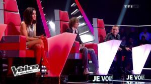 Jenifer Bartoli dans The Voice 1x04 - 17/03/12 - 09