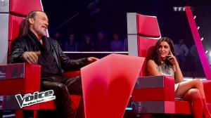 Jenifer Bartoli dans The Voice 1x04 - 17/03/12 - 10