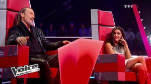 Jenifer Bartoli dans The Voice 1x04 - 17/03/12 - 10