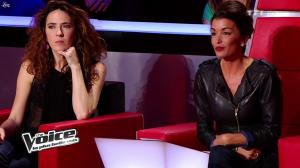 Jenifer Bartoli dans The Voice 1x05 - 24/03/12 - 01