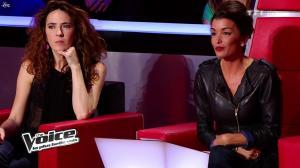 Jenifer Bartoli dans The Voice 1x05 - 24/03/12 - 01
