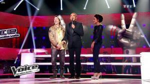 Jenifer Bartoli dans The Voice 1x05 - 24/03/12 - 02