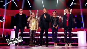 Jenifer Bartoli dans The Voice 1x05 - 24/03/12 - 03