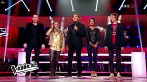 Jenifer Bartoli dans The Voice 1x05 - 24/03/12 - 03