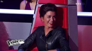 Jenifer Bartoli dans The Voice 1x05 - 24/03/12 - 04