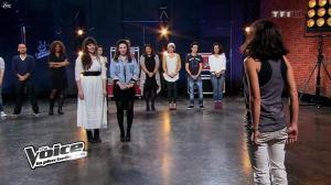 Jenifer Bartoli dans The Voice 1x05 - 24/03/12 - 07