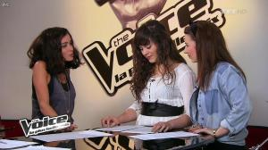 Jenifer Bartoli dans The Voice 1x05 - 24/03/12 - 08