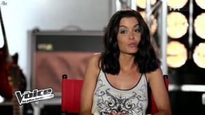 Jenifer Bartoli dans The Voice 1x05 - 24/03/12 - 09