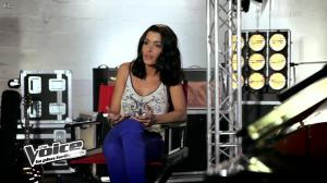 Jenifer Bartoli dans The Voice 1x05 - 24/03/12 - 10