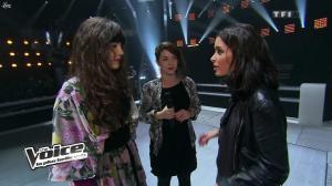Jenifer Bartoli dans The Voice 1x05 - 24/03/12 - 11