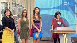 Laura Barriales et Lorena Bianchetti dans Mezzogiorno in Famiglia - 16/01/11 - 05