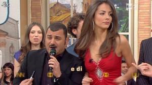 Laura Barriales dans Mezzogiorno in Famiglia - 09/01/11 - 01