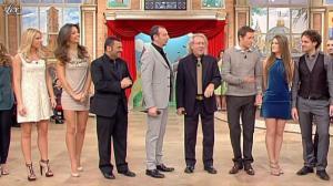 Laura Barriales dans Mezzogiorno in Famiglia - 30/01/11 - 03