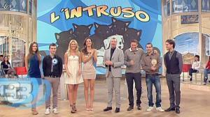 Laura Barriales dans Mezzogiorno in Famiglia - 30/01/11 - 05