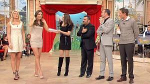 Laura Barriales dans Mezzogiorno in Famiglia - 30/01/11 - 06