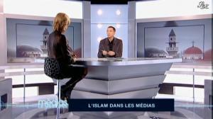 Laurence Ferrari dans Medias le Magazine - 11/12/09 - 04