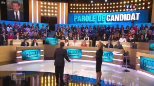 Laurence Ferrari dans Parole de Candidat - 12/03/12 - 02