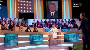 Laurence Ferrari dans Parole de Candidat - 20/02/12 - 01