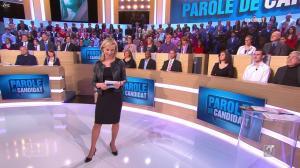 Laurence Ferrari dans Parole de Candidat - 27/02/12 - 01