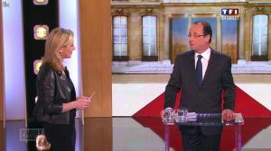 Laurence Ferrari dans Parole de Candidat - 27/02/12 - 02