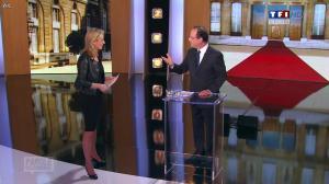 Laurence Ferrari dans Parole de Candidat - 27/02/12 - 06