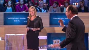 Laurence Ferrari dans Parole de Candidat - 27/02/12 - 09
