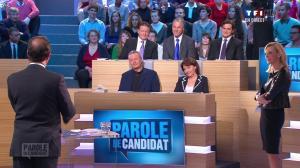 Laurence Ferrari dans Parole de Candidat - 27/02/12 - 10