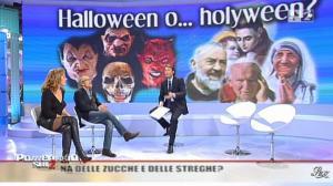 Lory Del Santo dans Pomeriggio Sul Due - 01/11/10 - 02
