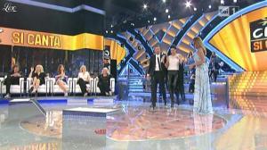 Luisa Corna et Belen Rodriguez dans Ciak Si Canta - 29/04/11 - 01
