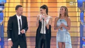 Luisa Corna et Belen Rodriguez dans Ciak Si Canta - 29/04/11 - 02