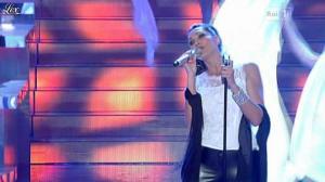 Luisa Corna dans Ciak Si Canta - 29/04/11 - 04