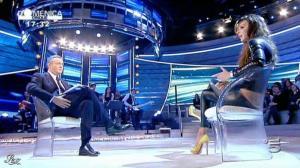 Nina Moric dans Domenica Cinque - 30/01/11 - 01