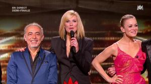 Sandrine Corman dans X Factor - 21/06/11 - 01