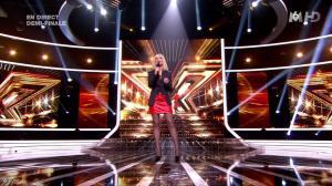 Sandrine Corman dans X Factor - 21/06/11 - 05