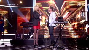 Sandrine Corman dans X Factor - 21/06/11 - 06