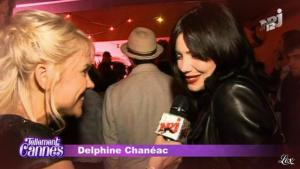 Valérie Kahl et Delphine Chanéac dans Tellement People Cannes - 19/05/11 - 06