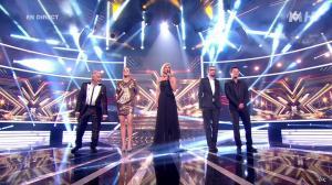 Véronic Dicaire et Sandrine Corman dans X Factor - 31/05/11 - 03