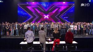 Véronic Dicaire dans X Factor - 05/04/11 - 03