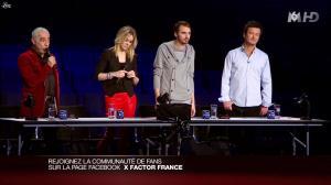 Véronic Dicaire dans X Factor - 05/04/11 - 04