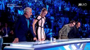 Véronic Dicaire dans X Factor - 14/06/11 - 01