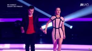 Véronic Dicaire dans X Factor - 14/06/11 - 02