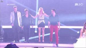 Véronic Dicaire dans X Factor - 24/05/11 - 02