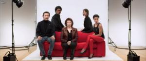 Alessandra Sublet dans Spot pour le Sidaction - 05/04/13 - 01