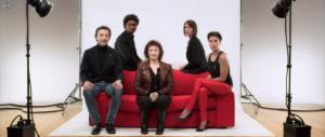 Alessandra Sublet dans Spot pour le Sidaction - 05/04/13 - 02