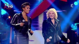 Audrey Chauveau dans Toute la télé Chante Pour le Sidaction - 06/04/13 - 01